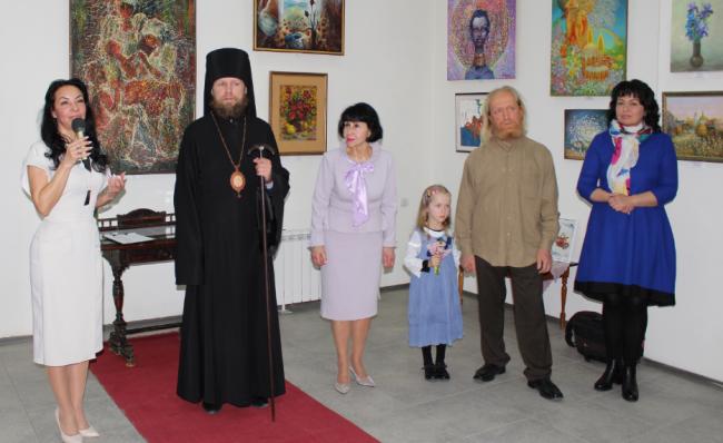 """Выставка """"Благовест"""" в Измаильской картинной галерее: праздник для глаз и сердца"""