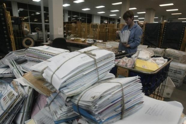 В Украине усиливают защиту почтовых отделений