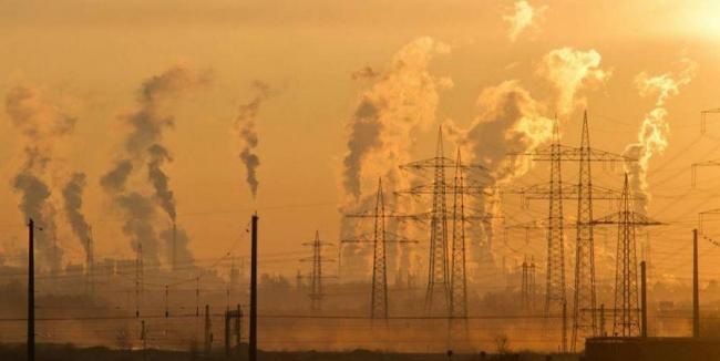 Нагрели планету. Уровень CO2 в атмосфере является рекордным за последние 3 млн лет