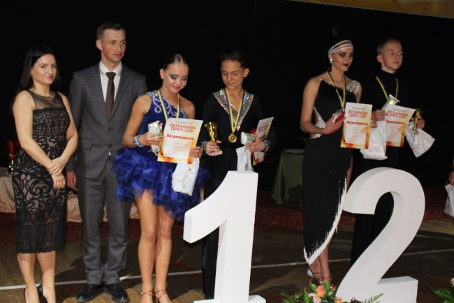 Танцы, танцы и снова танцы на BESSARABIA OPEN CUP! (ОБНОВЛЕНО)
