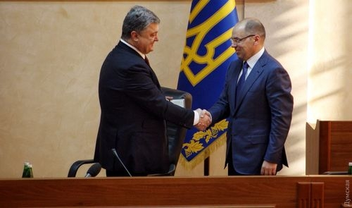 Президент уволил Максима Степанова с занимаемой должности