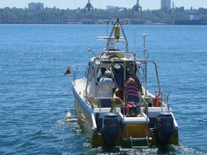 Ученые займутся улучшением навигации на реках и в заливах Одесской области