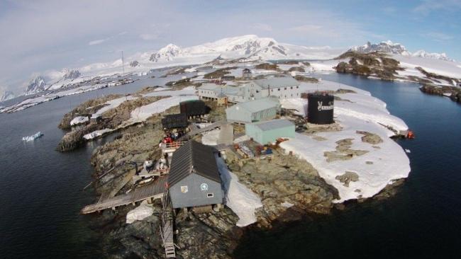 Украина модернизировала свою станцию в Антарктиде