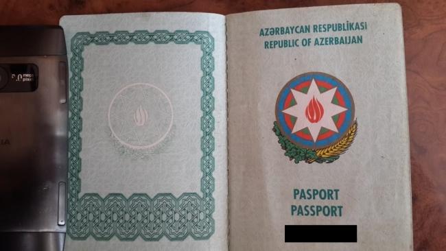 Пограничники задержали азербайджанца, который 6 лет незаконно находился в Украине