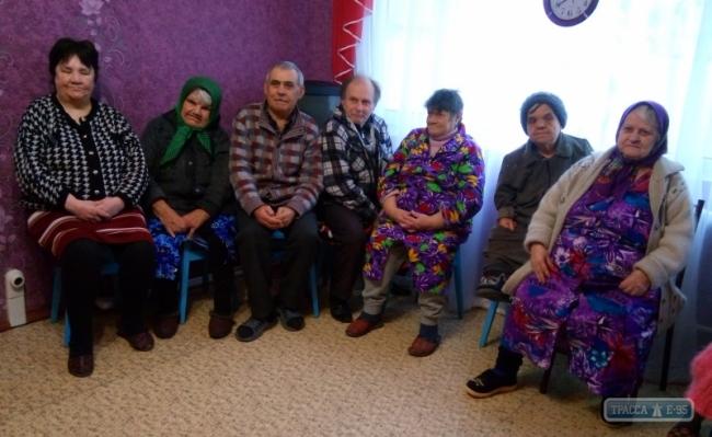 Дом милосердия в Ренийском районе приобрёл новые помещения