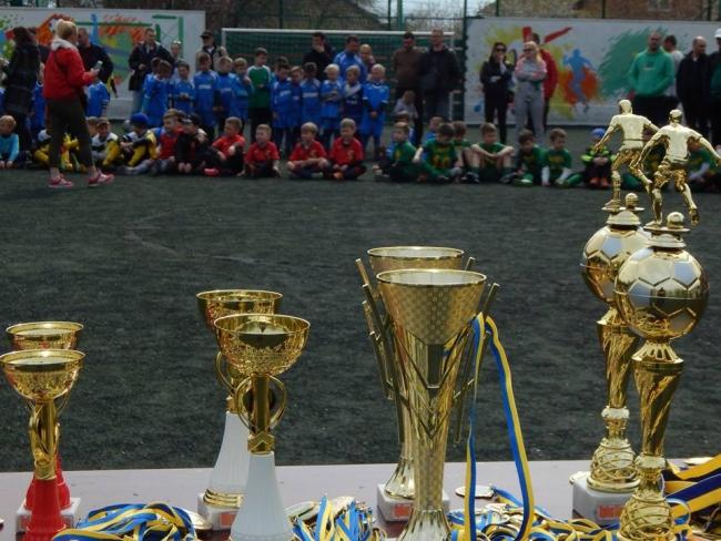 На Кубке Бессарабии боролись самые юные