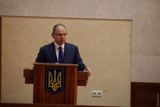 Кабмин согласовал отставку одесского губернатора: против был только Аваков