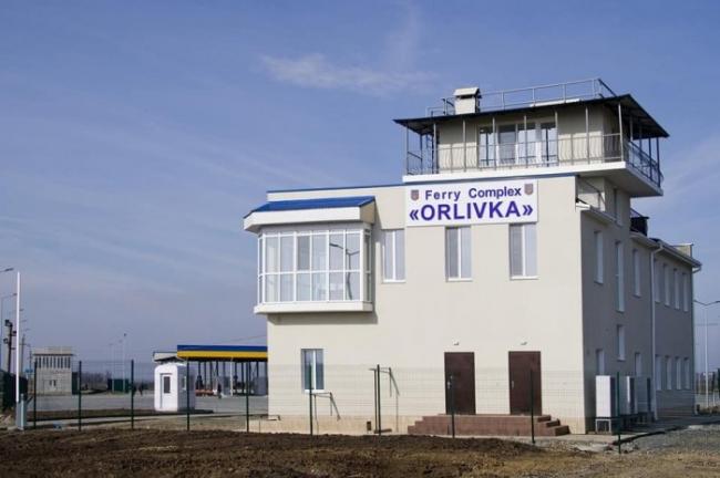 Кабмин распорядился открыть пункт пропуска на паромной переправе Орловка-Исакча