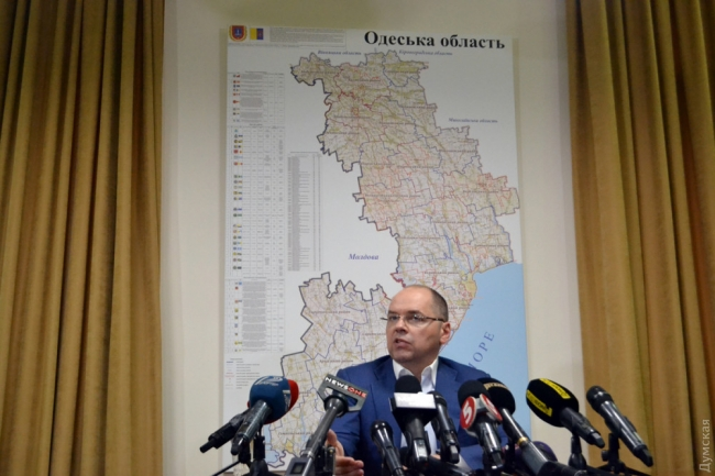 Экс-губернатор Степанов: судиться не буду, к Зе не присоединюсь, а Порошенко — реформатор