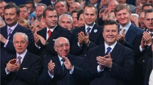 В ЕС вычеркнули из санкционного списка девять человек из окружения Януковича - Die Welt