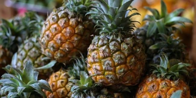 Найдено новое свойство ананаса