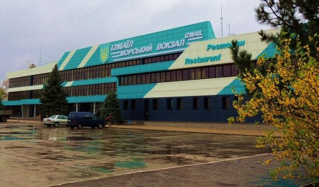 Состоялось торжественное открытие Измаильского морвокзала