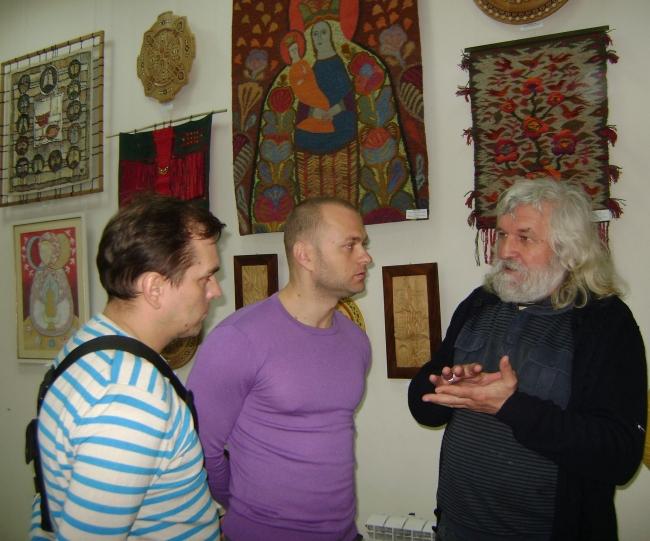 Выставка предпасхальной красоты в Измаиле