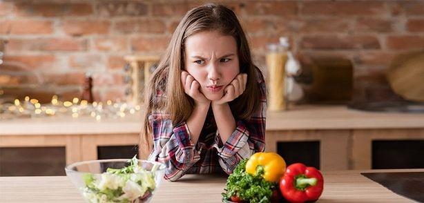 Если ребенок плохо ест