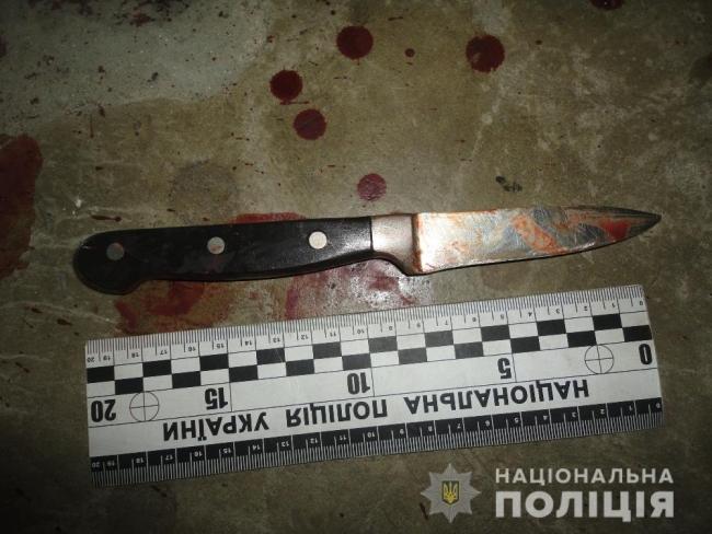 Наркозависимая жительница Килии с ножом покушалась на жизнь своей матери