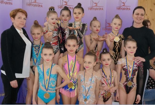 """Столичный чемпионат """"Терпсихора"""" отдал Измаилу 16 медалей!"""
