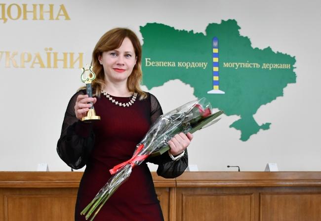 Измаильский журналист Снежана Стрепетова стала лауреатом конкурса Госпогранслужбы Украины «Смарагдова ліра»