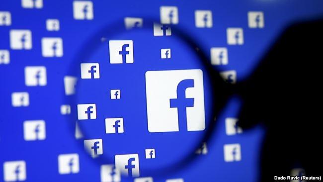 Facebook удалил более 100 российских страниц об Украине
