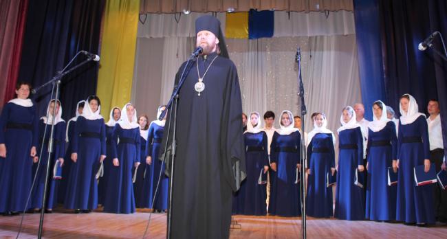 Воскресный концерт духовной музыки для всей православной паствы Измаила