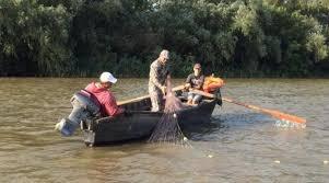 Вилковские рыбаки протестуют против ограничений на вылов сельди
