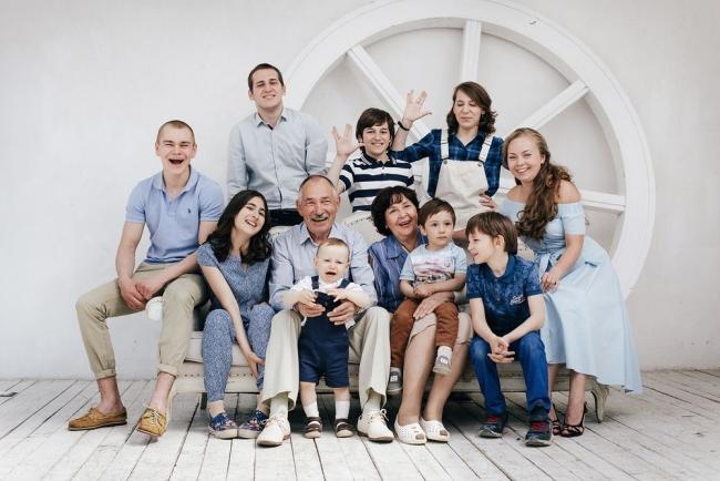 Семья – главный жизненный проект