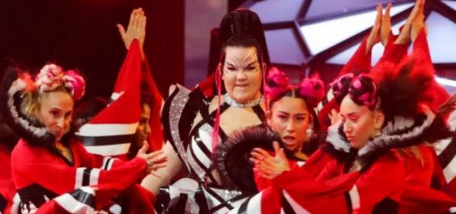 Нетта Барзилай грандиозно открыла первый полуфинал Евровидения-2019