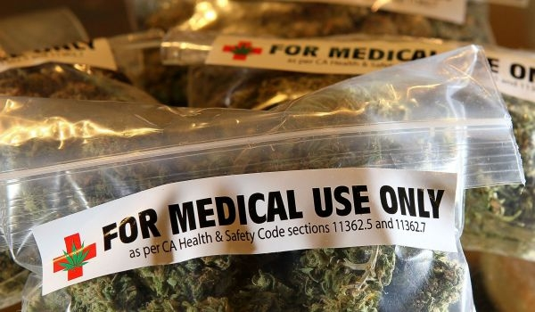 Рада рассмотрит законопроект о легализации медицинской марихуаны