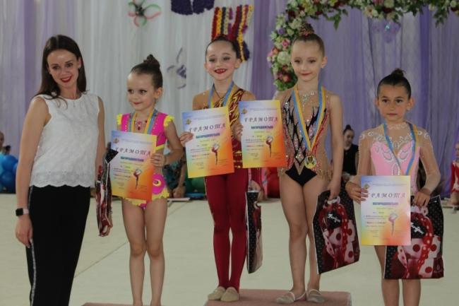 """Турнир """"Веселка"""" - шоу гимнастики, спорта и грации - прошёл в Измаиле в семнадцатый раз!"""