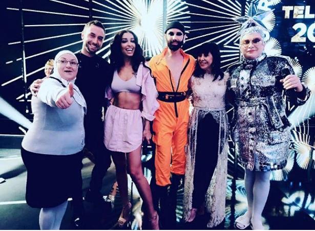 Верка Сердючка зажгла на сцене Евровидения-2019