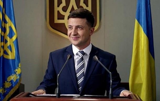 Шестой Президент Украины приступил к своим обязанностям