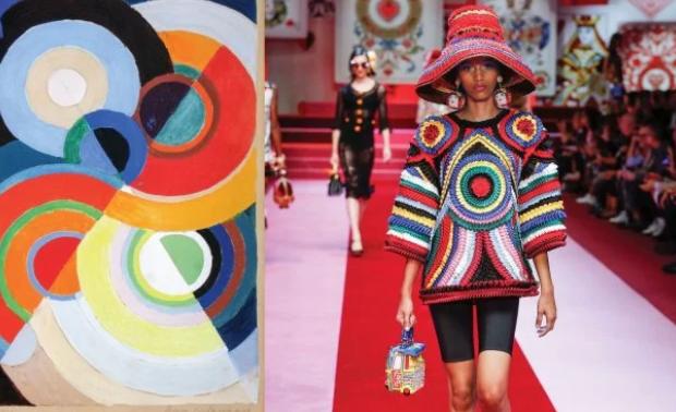 Украинская художница, творчество которой используют топ-дизайнеры мира Dolce & Gabbana и Dior