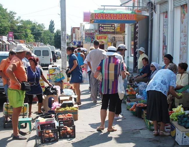 Власти Измаила начинают очередную кампанию по очистке ул. Пушкина