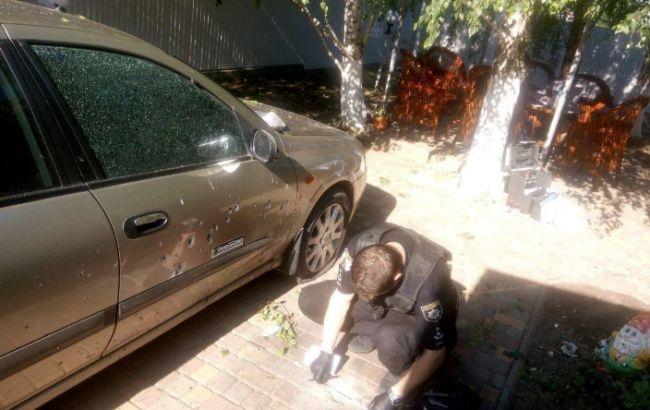 В Рени во двор жилого дома бросили гранату