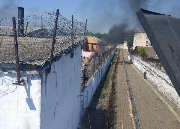Бунт заключенных в Одессе: шокирующие подробности