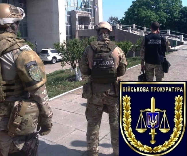 Военная прокуратура расследует обстоятельства продажи судна ЧАО «УДП» «Николай Савицкий» по заниженной стоимости