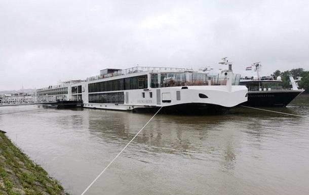 Капитан теплохода, столкнувшегося с катером в Будапеште, был причастен к аварии в Нидерландах