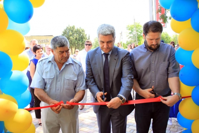 На Измаильщине открылась ещё одна амбулатория