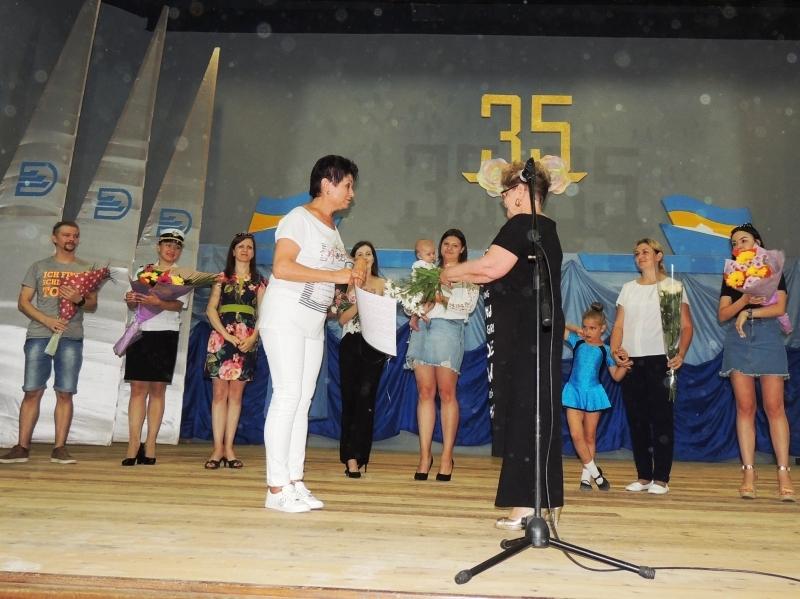 Образцовый ансамбль танца «Катюша» отметил красивую дату