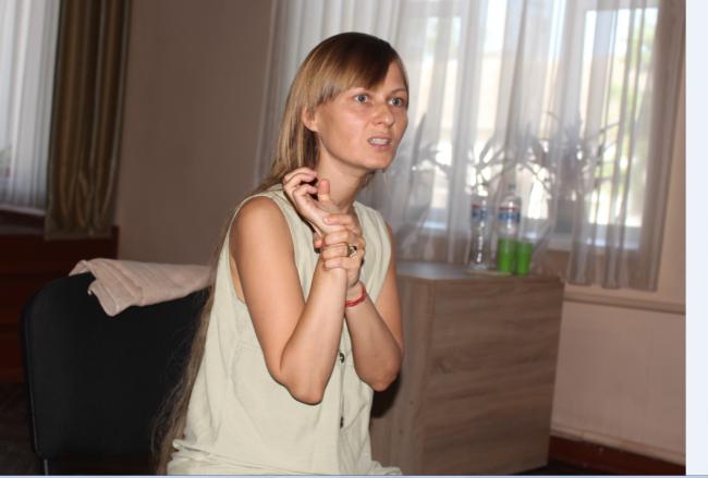 Необыкновенная Katya Chilly вела за собой в волшебный мир звука