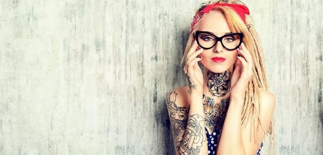 Каждый пятый человек, сделавший татуировку, может заболеть