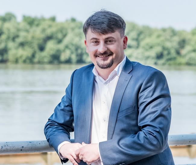Виктор Куртев – президент фестиваля «Дунайська січ-2019»