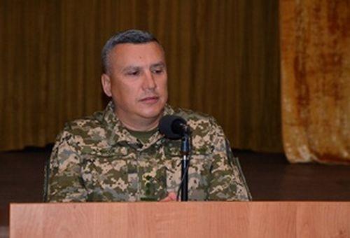 В Одесской области - новый военком