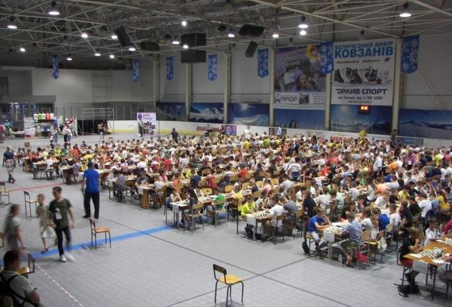 Измаильские шахматисты - участники самого массового турнира в Украине!