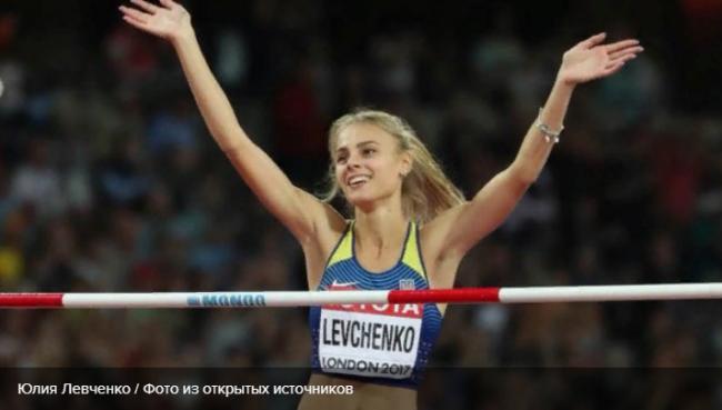 Юлия Левченко выиграла золото на чемпионате Европы