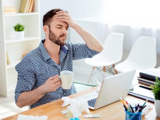 У человека, работающего десять часов в день, повышается риск инсульта