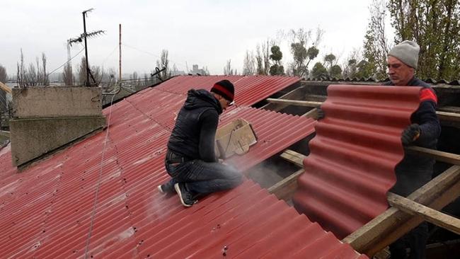 В Рени за счёт областного бюджета благоустраиваются дворы многоквартирных домов