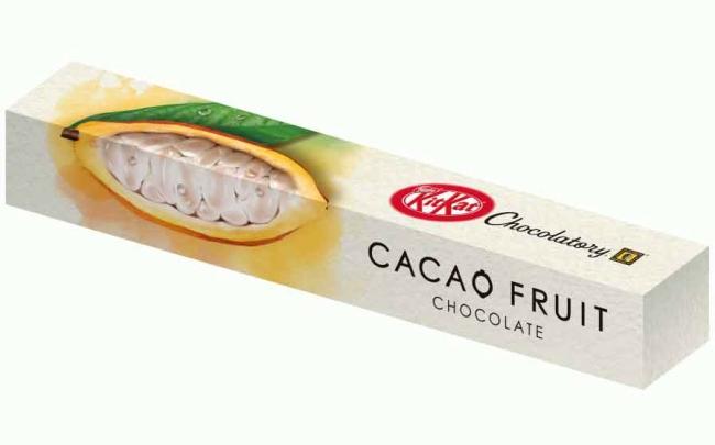 Nestle создала шоколад без добавленного сахара
