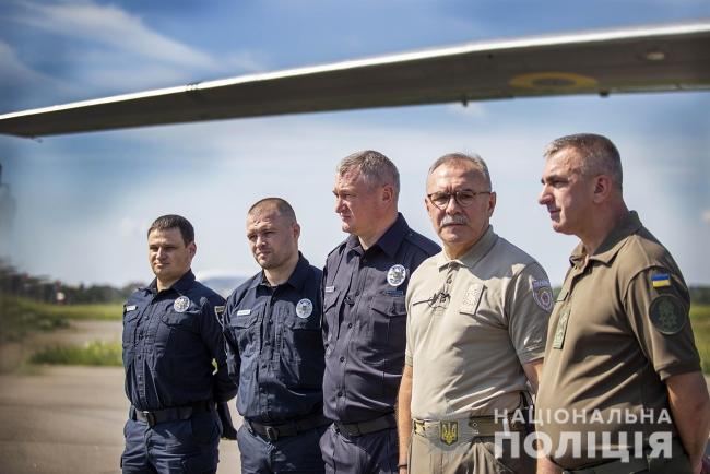 Для охраны выборов Нацполиция впервые привлекла отряды авиаподдержки