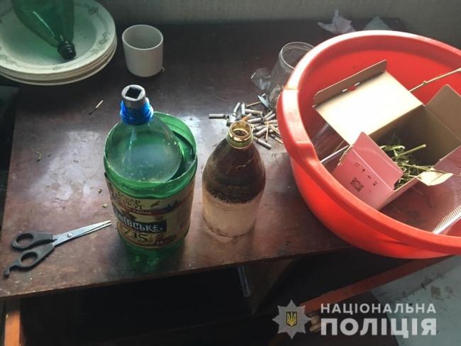 Измаильские правоохранители разоблачили очередного «наркоагрария»