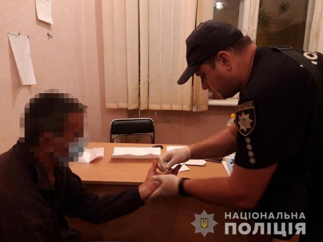 Измаильские правоохранители задержали подозреваемого в изнасиловании малолетнего